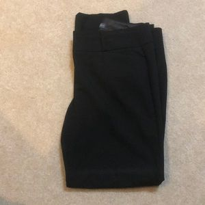 The Limited black Cassidy fit pants *6 Long*